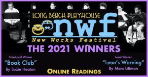 LBP NEW WORKS FESTIVAL - 2021 WINNERS!